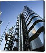 Lloyd's Building. Canvas Print