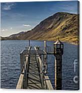 Llyn Cowlyd Reservoir Canvas Print