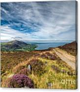 Llyn Peninsula Canvas Print