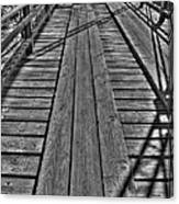 Lobatos Crossing Canvas Print