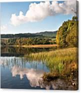 Loch Achray. Trossachs. Scotland Canvas Print