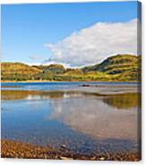 Loch Craignish Argyll Scotland Canvas Print