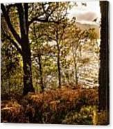 Loch Garry Canvas Print