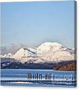 Loch Lomond 01 Canvas Print