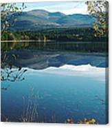 Loch Morlich - Autumn Canvas Print