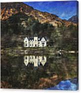 Loch Shiel Mk.2 Canvas Print