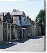 Locke Chinatown Series - Main Street - 1  Canvas Print