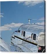 Lockheed Electra Jr. Canvas Print