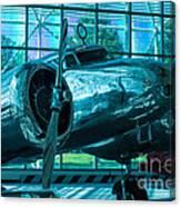 Lockheed Electra Canvas Print