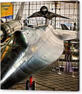 Lockheed M-21 Blackbird Canvas Print