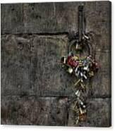 Locks Of Love Canvas Print
