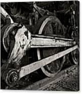 Locomotive No. 2 Canvas Print