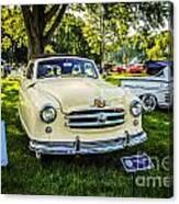 Lois Lane Car Canvas Print