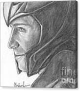 Loki Smirking Canvas Print
