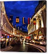 London 022 Canvas Print