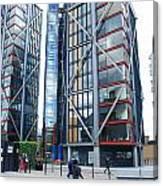 London Buildings 1 Canvas Print