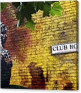 London Street Art I Canvas Print