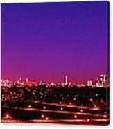 London View 1 Canvas Print