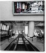 London.underground Canvas Print