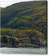 Lonely Coast 1 Canvas Print