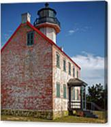 Lonely East Point Lighthouse Canvas Print