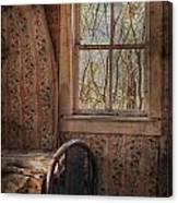 Lonely Room  Canvas Print