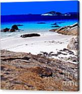 Lonesome Cove Canvas Print