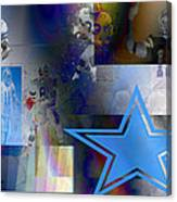 Lonestar Legends Canvas Print