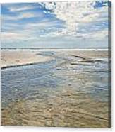 Long Beach Outflow Canvas Print
