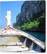 Long Boat Tour - Phi Phi Island - 0113157 Canvas Print