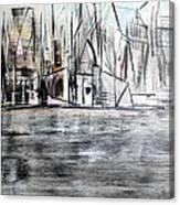 Long Island Pov 2 Canvas Print