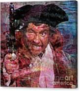 Long John - Square Version Canvas Print