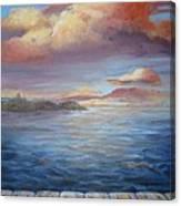 Long Lake  Canvas Print