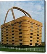 Longaberger Basket Company Nf Canvas Print