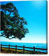 Longing For The Sea Canvas Print