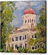 Longwood Natchez Mississippi Canvas Print
