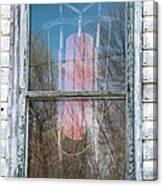 Look Through My Window II Canvas Print
