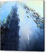 Look Up A Way Up Canvas Print