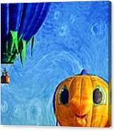 Looking Beyond What You See Canvas Print