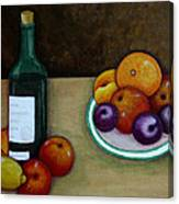 Looking For Cezanne Canvas Print