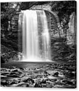 Looking Glass Falls Number 20 Canvas Print