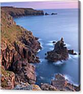 Looking Towards Lands End From The Canvas Print