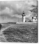 Loophead Lighthouse II Canvas Print