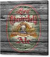 Lord Chesterfield Ale Canvas Print