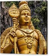 Lord Murugan Canvas Print