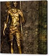 Lord Sri Ram Canvas Print