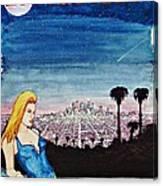 Los Angeles 1992 Canvas Print