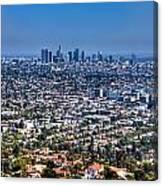 Los Angeles Canvas Print