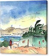 Los Cristianos 01 Canvas Print