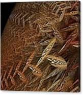 Losing Biosphere Battle Canvas Print